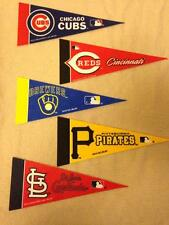 2015 MLB Baseball Mini Pennants