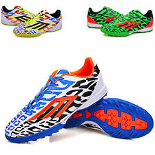 New Men' Soccer Shoes Soccer Cleats Indoor Turf Football Boots Sports Sneakers