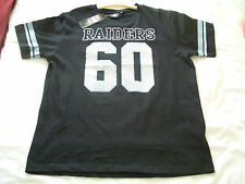 Mens Majestic Athletic Oakland Raiders Rokeby T-Shirt - BNWT (M,L & XL)