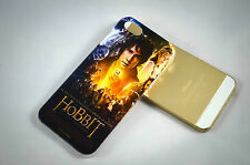 HOBBIT BILBO BAGGINS LORD OF THE RINGS HARD PHONE CASE COVER FOR IPHONE 5 5S