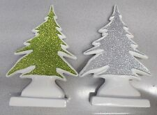 Rite Aid Home for the Holidays Porcelain Christmas Tree 10""
