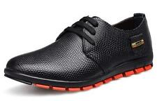 Top Quality Men Classic Oxford Lace Up Casual Dress Shoes Leather Lining Medium