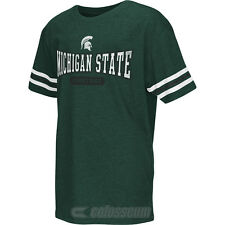 COLOSSEUM Youth Michigan State Spartans Thunderbird Short-Sleeve T-Shirt
