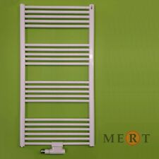 Bathroom radiator | Standard straight | ALL Sizes in White, Chrome or Colour