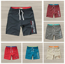 New Hollister by Abercrombie men Athletic Sweat Short Classic Fit Size S M L XL