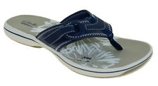 Clarks Womens Breeze Mila Sandals Navy Style 00798
