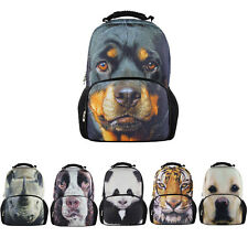 3D Animal Zoo Backpack Travel Men, Rucksack backpacks for teenagers Mochilas
