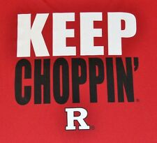 Rutgers University Scarlet Knights Campus Heritage Collection Keep Chomppin'