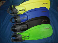 DACOR (American Icon in Snorkeling & Diving Gear) Pursuit Diving Fins NEW