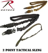 Military Police Airsoft Paintball Hunting 2 Point Rifle & Shotgun Tactical Sling
