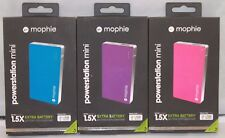 OEM Mophie Juice Pack Powerstation Mini 2500mAh Backup Battery Pack New In Box