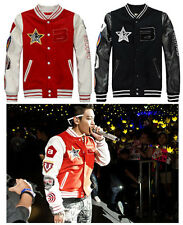 G-Dragon Bigbang Big Bang Gd Top Taiwan Live Coat Jacket Fan Made Kpop Badges