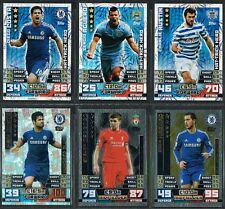 Match Attax EXTRA 2014/2015 100 CLUB/HTH/DUO/NEW SIGNING & LIMITED EDITION Cards