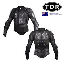Motocross BMX Kid Youth Body Armour Dirt Bike Quad Protector Chest S M L Size
