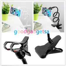 Universal Lazy Desktop Bed Car Stand Mount Holder For Phone iPhone Long Arm GA