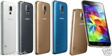 Samsung Galaxy S5 SM-G900A Factory UNLOCKED 16GB 4G Phone MINT White Black Gold