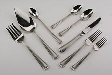 Gorham  Monet Frosted Stainless 18/8 Flatware  YOUR CHOICE