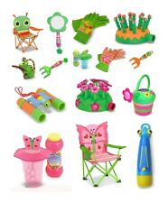*NEW* Melissa & Doug SUNNY PATCH Kids Outdoor Gardening Toys & Tools~YOU PICK
