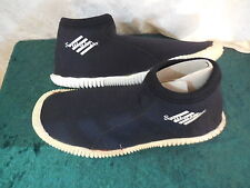 Scuba Max Neoprene Beach Water Sports Shoes New old stock