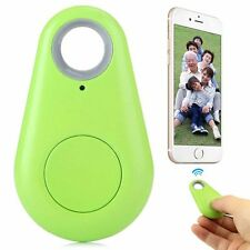 Smart Bluetooth Anti-Lost Alarm Tracker Camera Shutter Self-Timer for Cell Phone