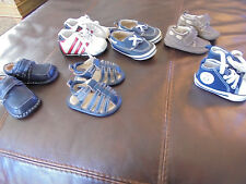 BABY BOY SHOES ADIDAS 3K BABY GAP ITZY BITZY OLD NAVY SANDALS HIGHTOPS DRESS