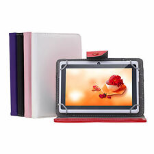 "7 Inch Universal PU Folio Smart Case Cover Skin Stand for 7"" Tablet PC Phablet"