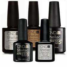 CND Shellac Top Coat and Base Coat Sets