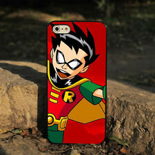 Robin Superhero Back Cover Hard Phone Case For Apple iPhone 4 4s 5 5s 6 6 plus