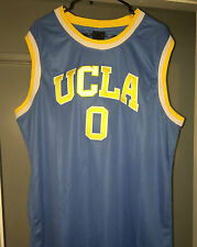 RUSSELL WESTBROOK #0 UCLA BRUINS BLUE ADULT NWOT JERSEY THUNDER