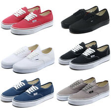 Mens Van Classic Casual Canvas Shoes Trainer Athletic Sneakers Lace up UK6-10
