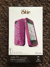 iSkin Solo FX Special Edition Case for iPhone 4/4S