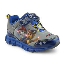 PAW PATROL MARSHALL CHASE LIGHT UP Athletic SHOES Tennis SIZE 8 9 10 11 NEW!