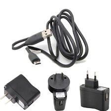 MICRO Data Sync USB AC WALL CHARGER for Htc C510E G15 Salsa Z710E G14 Sensation
