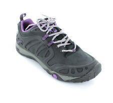 MERRELL Proterra Ladies Outdoor Shoes black purple Size 39 - 41 Sports Trainers