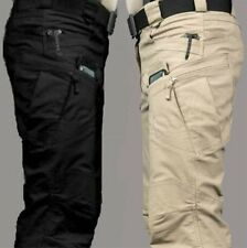 Mens Military City Tactical Combat Trousers Hiking Camping Casual Outdoor  Pants
