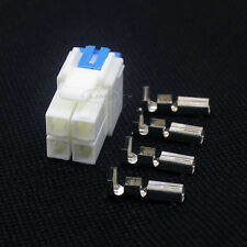 4 Pin Power Cord Cable Connector Plug for ICOM IC7000 IC7100 IC7200 IC7410 A265