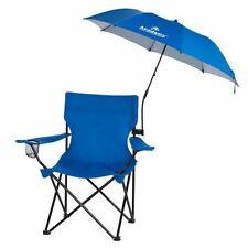 Folding Umbrella Clamp On For Outdoor Chair Beach Camping Patio  ASSORTED Colors