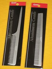 ANNIE ALUMINUM (METAL)THERMAL COMB CHOOSE FROM BARBER TAIL/TEASING TAIL COMB NIP