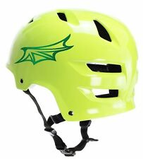 Hyper Reflective Dragon Wings Motorcycle Helmet Safety Decal Set #683R