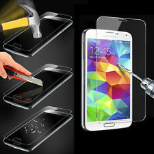 Premium Real Tempered Glass Screen Film 9H for Samsung Galaxy S3/4/5/6 Note2 3 4