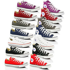 Scarpe Shoe man woman Sneakers Converse Alll Stars Chucks Taylors High/Low