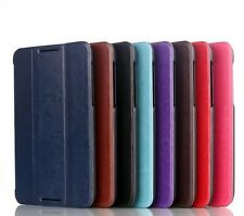 Premium Quality Leather Stand Flip Case Cover for Lenovo Tab 2 A7-30