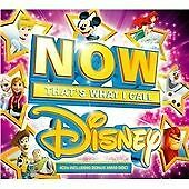 Now That's What I Call Disney (4CDs)