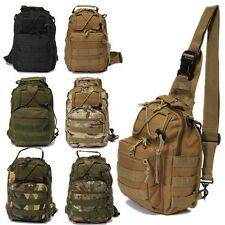 New Outdoor Sport Military Tactical Rucksack Camping Fishing Hiking Backpack Bag