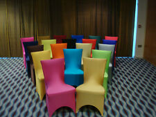 Dining Room chair covers red black green purple silver gold blue pink brown