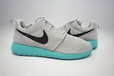 (511881-013) MEN'S NIKE ROSHE ONE PURE PLATINUM/ANTHRACITE/CALYPSO
