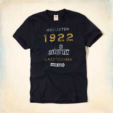 New Hollister Men's Graphic T-Shirt vintage so cal Size Small, Medium, Large