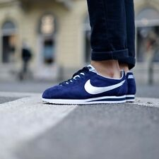 Nike Classic Cortez Suede Leather New Mens Trainers UK7,7.5,8,8.5,9,9.5,10,10.5
