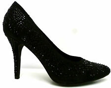MARCO TOZZI Shoes Court shoes black with Glitter Art. 2-22405-21