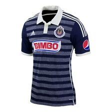 Chivas Mexico Original Away Adidas Soccer Jersey 2014 -15 ( Adult Sizes )